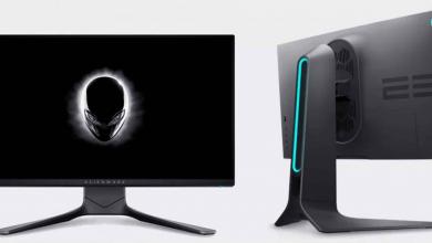 Photo of شاشة مُنافِسة لعشاق الألعاب من Alienware .. إليك المواصفات