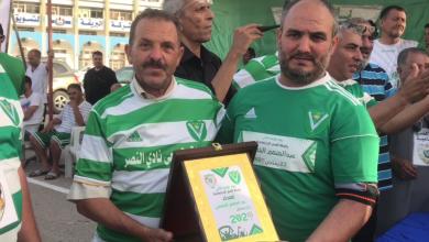 Photo of رابطة النصر تكرم مشجعي النادي الأوفياء