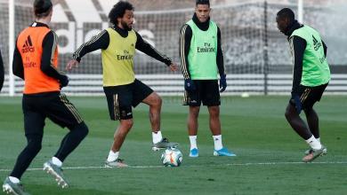 Photo of ريال مدريد يحدد موعد استئناف التدريبات الجماعية