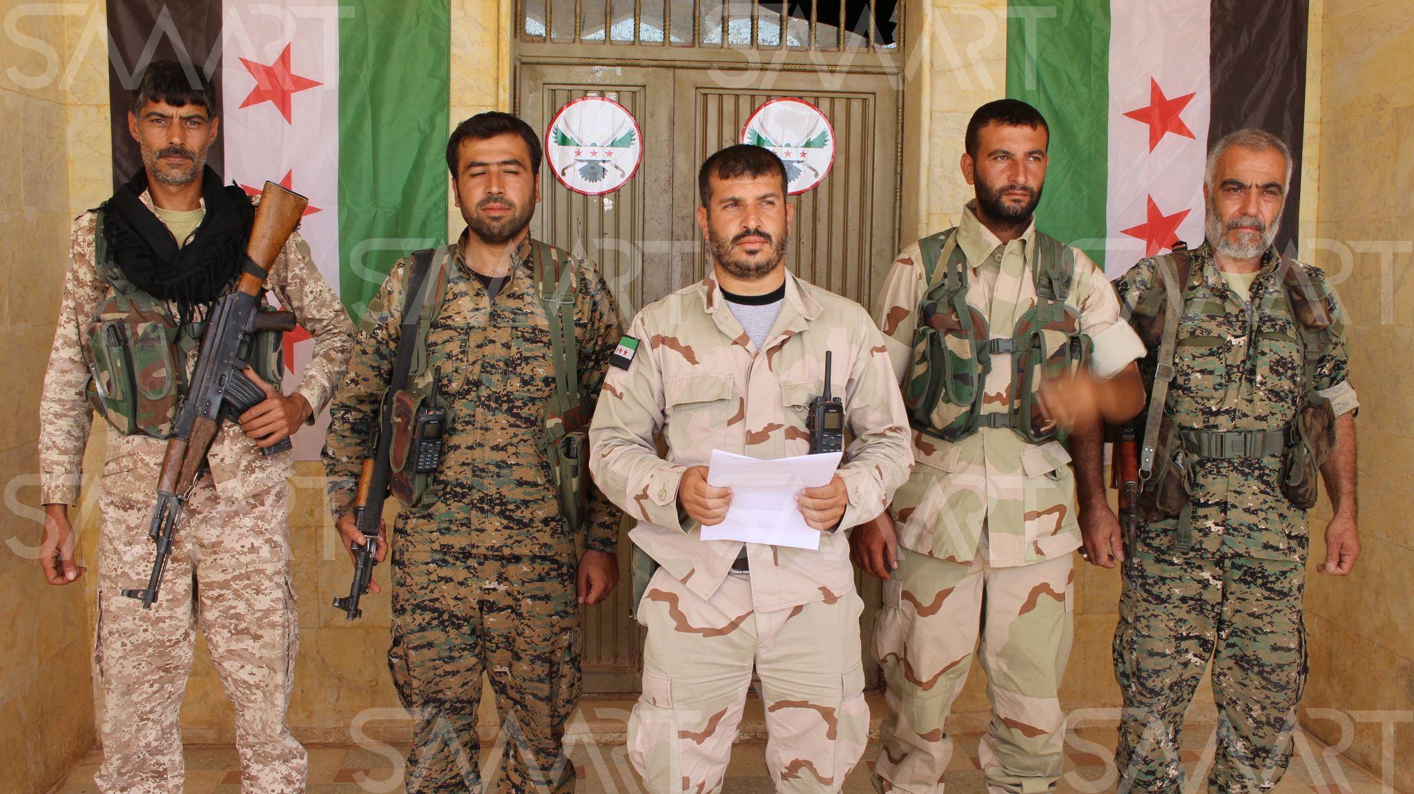 """فرقة السلطان مراد المتشددة السورية -""""أرشيفية"""""""