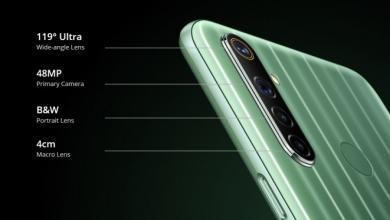 صورة Realme تطلق هاتفين من الفئة المتوسطة