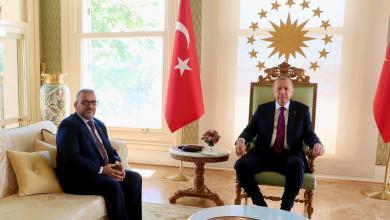 "Photo of المشري يبحث مع أردوغان ""التعاون الاقتصادي"""