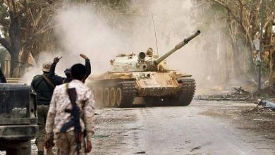 Photo of اشتداد المعارك في عدد من محاور طرابلس
