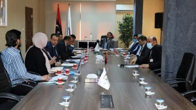 صورة الأجهزة الرقابية تجتمع في طرابلس لمكافحة الفساد