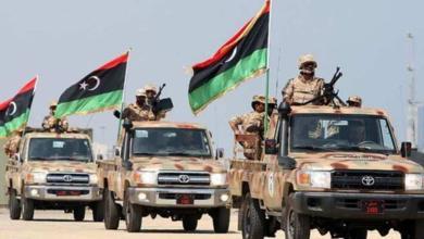 صورة الجيش الوطني يُعلن السيطرة على الأصابعة