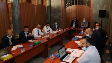 "Photo of ""فريق الخبراء"" يبحث تنفيذ اتفاقية مكافحة الفساد الدولية في ليبيا"