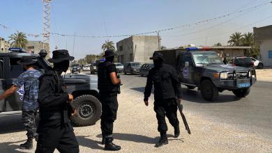 Photo of انتشار أمني داخل مدينة الخمس