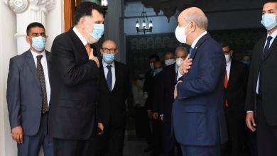 Photo of الجزائر: نسعى لحل أزمة ليبيا دون تدخلات عسكرية أجنبية