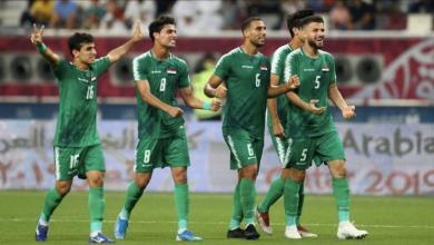 صورة استعدادا للتصفيات الآسيوية.. منتخب العراق يعود للتجمع