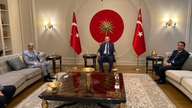 "Photo of ""المركزي"" يكشف عن لقاء بين الكبير وأردوغان"