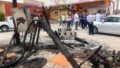 """Photo of """"الكهرباء"""": الشبكة في جنوب طرابلس """"مُدمرة بالكامل"""""""