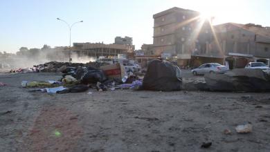 Photo of أوضاع بيئية سيئة تُنغص حياة أهالي البيضاء
