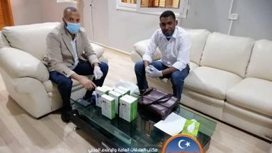 Photo of إمدادات طبية عاجلة تصل سبها