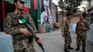Photo of ضربتين جويتين أميركيتين على مسلحين من طالبان