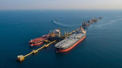 صورة النفط الفنزويلي عالق في البحر .. والسبب أميركا