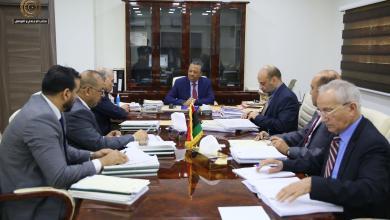 Photo of مجلس أمناء مؤسسة الاستثمار يعقد اجتماعه الأول