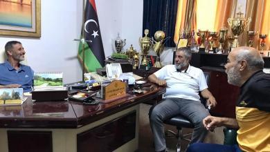 Photo of مجلس الرياضة يدمج نادي عمر المختار مع أبوسليم