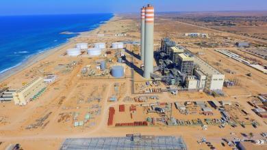 """Photo of """"سرقة جديدة"""" تطال محطة كهرباء خليج سرت"""