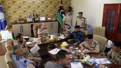 Photo of اجتماع أمني لتشكيل قوة لدعم أمن المرافق