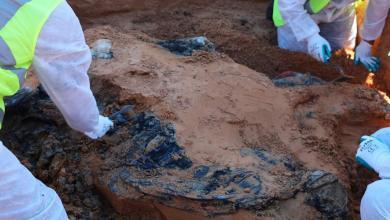 """Photo of """"عدل الوفاق"""": العثور على جثث جديدة بـ""""مقابر ترهونة"""""""