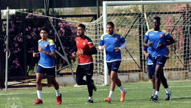 "Photo of ""ايتو"" يستعد مع النجم الساحلي لاستئناف الدوري التونسي"