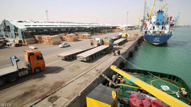 Photo of غرق سفينة شحن إيرانية في المياه العراقية