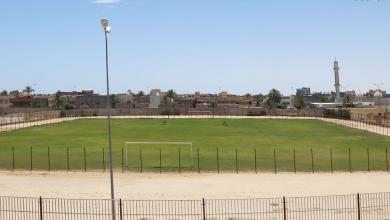 Photo of ملعب نادي السويحلي يكتسي حلة جديدة