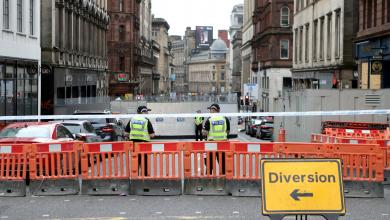 Photo of اسكتلندا تنفي علاقة الإرهاب بهجوم غلاسكو