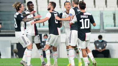 صورة يوفنتوس يبتعد في صدارة الدوري الإيطالي