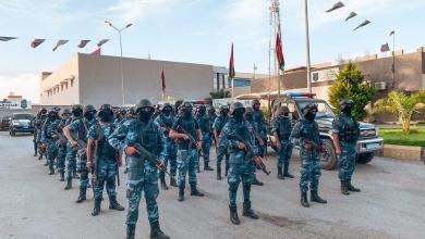 """Photo of """"الدعم المركزي"""" يُكثّف دورياته بعين زارة وقصر بن غشير"""