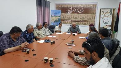 صورة بوالخطابيةيصدر تعليمات بإغلاق حدود مدينة طبرق