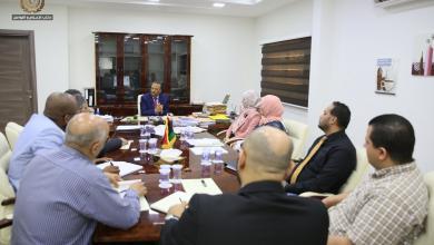 صورة الحكومة الليبية.. تشكيل لجان خاصة بهيئة أُسر الشهداء