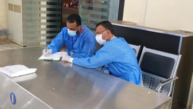 Photo of وصول رحلة لليبيين عالقين في السودان