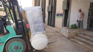 صورة مصنع أكسجين يُعزز الخدمات الصحية بمنطقة الشورى