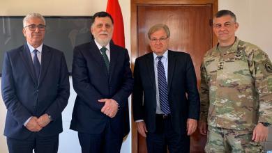"Photo of أفريكوم وواشنطن تخشيان على ليبيا من ""روسيا وداعش والقاعدة"""