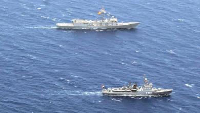Photo of مصر وإسبانيا تنفذان تدريباً بحرياً في البحر الأحمر