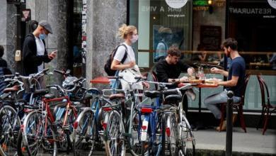 Photo of باريس تتنفس أكثر مع افتتاح كامل للمطاعم