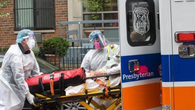 Photo of أميركا تسجل أعلى إحصائية إصابات بكورونا في يوم واحد بلغت 40870