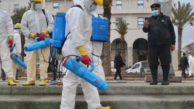 """Photo of في تطور """"مخيف"""".. إجمالي الإصابات بفيروس كورونا في ليبيا 544 إصابة"""