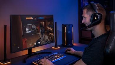 """صورة """"كورسير"""" تطلق حاسوبا لعشاق الألعاب.. إليك مواصفاته"""
