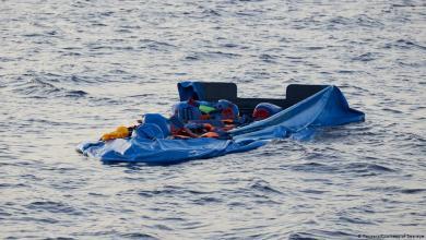 Photo of إنقاذ 100 مهاجر وانتشال جثث آخرين قبالة سواحل ليبيا