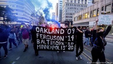 صورة أميركا..تجدد التظاهرات المناهضة للعنصرية لليلة السابعة