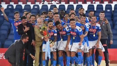 Photo of نابولي بطلاً لكأس إيطاليا للمرة السادسة في تاريخه