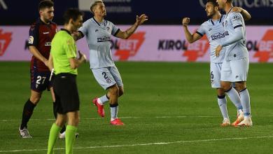Photo of أتلتيكو مدريد يحقق فوزه الأول بعد 3 تعادلات