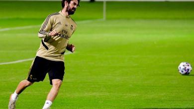 Photo of الإصابة تبعد إيسكو عن ريال مدريد