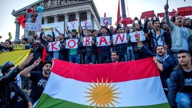 Photo of اشتباكات كردية تركية في فيينا توتر العلاقات بين تركيا والنمسا