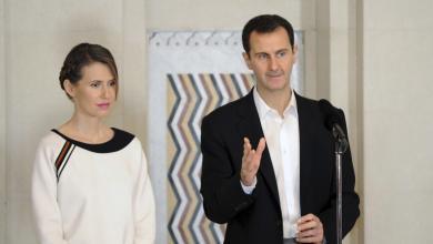 Photo of الأسد وزوجته على رأس قائمة العقوبات الأميركية
