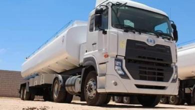 """صورة """"الإنماء"""" تستورد 20 شاحنة لتوزيع الوقود"""