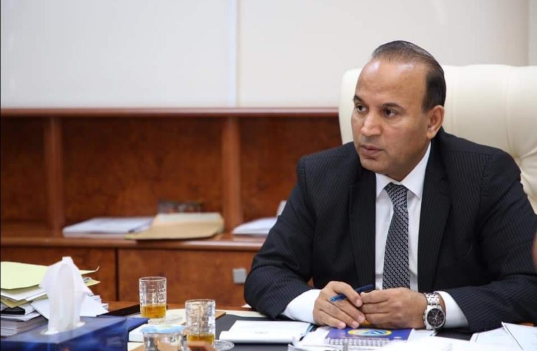وكيل وزارة الاقتصاد بحكومة الوفاق المقال فتحي ونيس