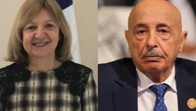 Photo of فرنسا تجدد دعمها للجهود المصرية لإنهاء أزمة ليبيا